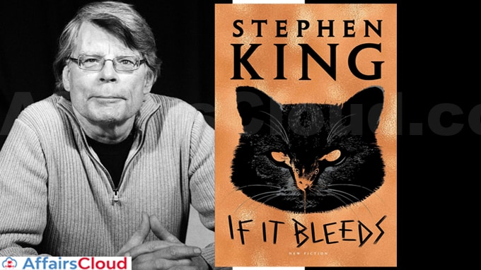 "A-new-book-titled""-If-It-Bleeds""-authored-by-Stephen-King"