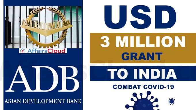 ADB-approves-USD-3-million-grant-to-India-to-combat-COVID-19