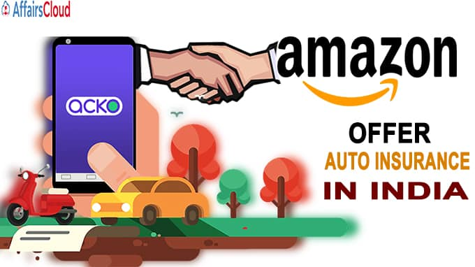 Amazon joins hands with Acko to offer auto insurance in India