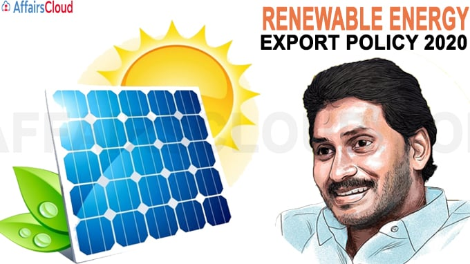 Andhra Pradesh announces Renewable Energy Export Policy