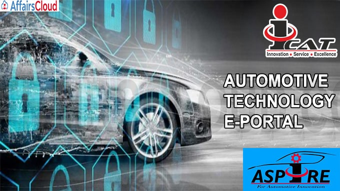 Automotive technology e-portal from (ICAT)