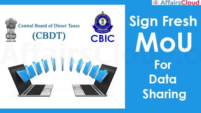 CBDT,-CBIC-sign-fresh-MoU-for-data-sharing