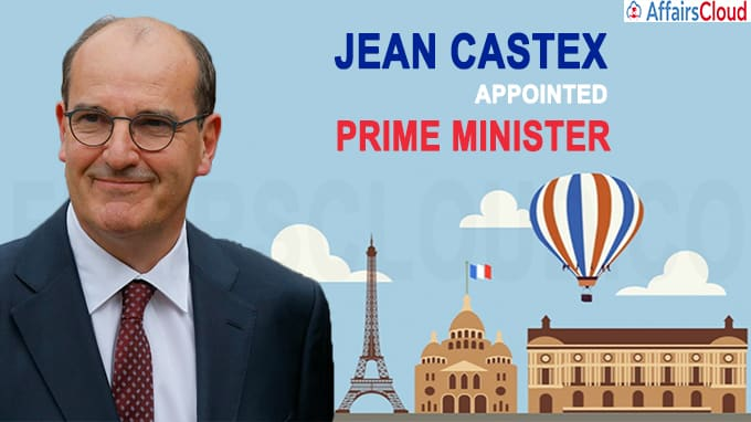 French President Macron appoints Jean Castex
