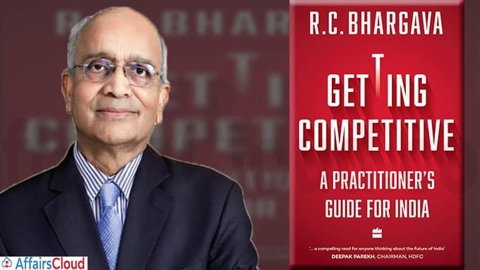 Getting Competitive A Practitioner's Guide for India book written by R C Bhargava