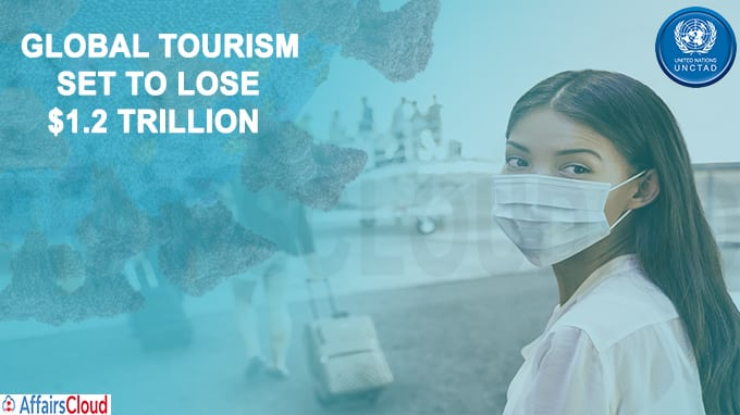 Global tourism set to lose $1-2 trillion