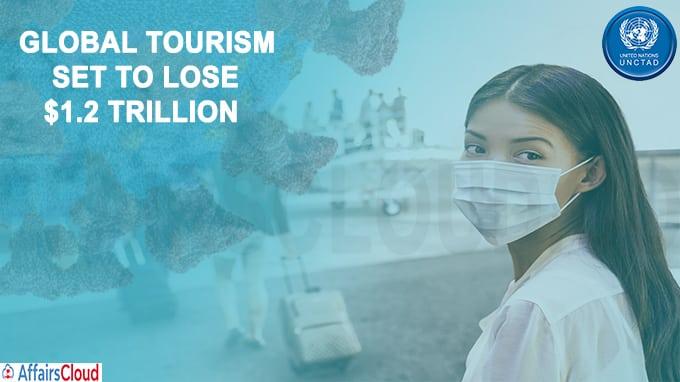 Global tourism set to lose $1-2 trillion
