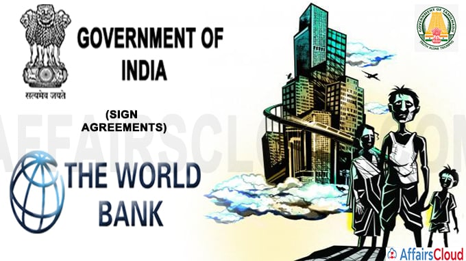 Government of India and World Bank Sign Agreements