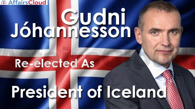 Gudni-Jóhannesson-Re-elected-as-President-of-Iceland