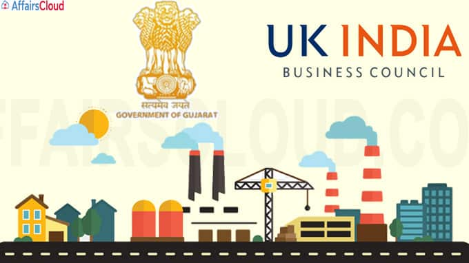 Gujarat Government and UK India Business Council sign MoU to strengthen the