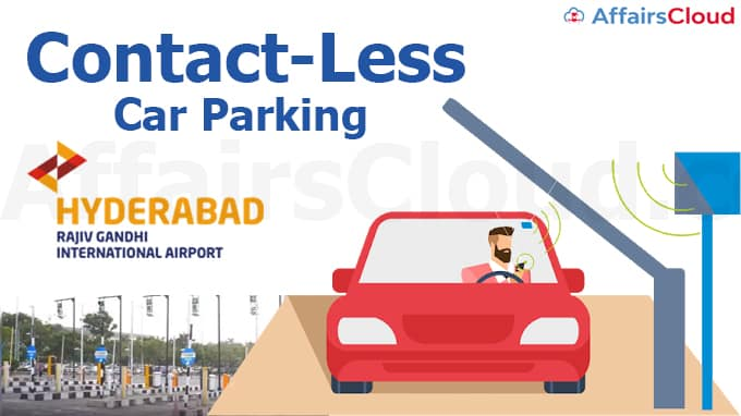 Hyderabad-International-Airport-introduces-India's-first-airport-contact-less-car-parking