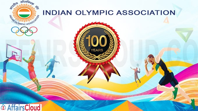 IOA marks 100 years at the Olympic Games milestone