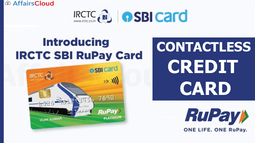 IRCTC-of-Indian-Railways-and-SBI-Card-launch-Co-branded-Contactless-Credit-Card-on-RuPay-Platform