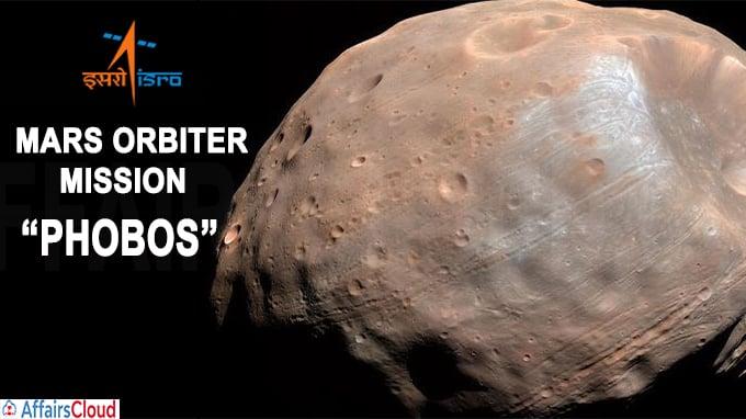 ISRO's Orbiter Mission captures image of Mars' biggest moon