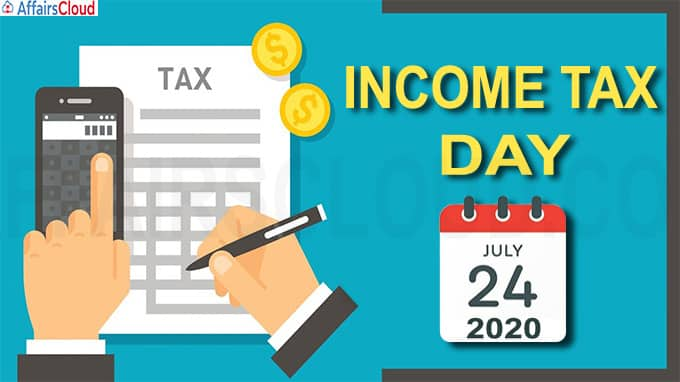 Income Tax Day 2020