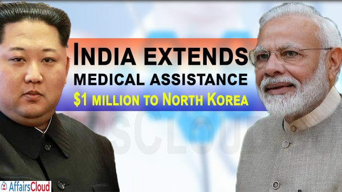India extends medical assistance