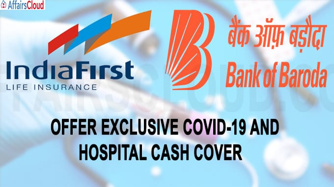 IndiaFirst Life to offer exclusive COVID-19 and Hospital Cash Cover