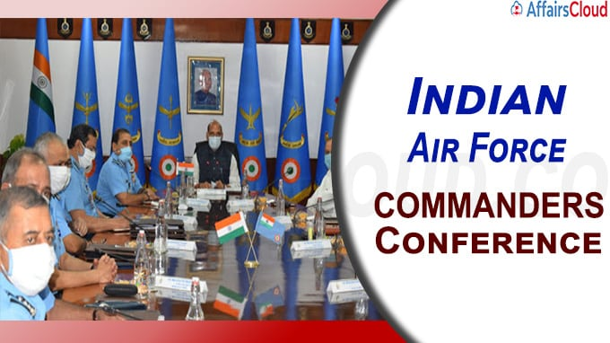 Indian Air Force Commanders' Conference