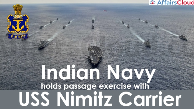 Indian-Navy-holds-passage-exercise-with-'USS-Nimitz'-carrier-group