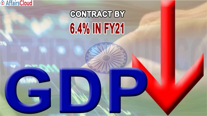 India's GDP may contract by 6