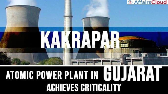 Indigenously-developed-Kakrapar-Atomic-Plant-3-achieves-criticality-Gujarat