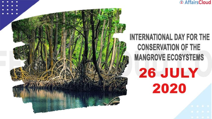 International Day for the Conservation of the Mangrove Ecosystems
