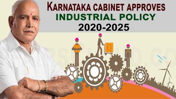 Karnataka cabinet approves new industrial policy
