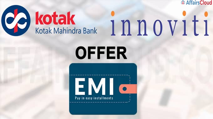 Kotak Mahindra Bank inks pact with Innoviti payment