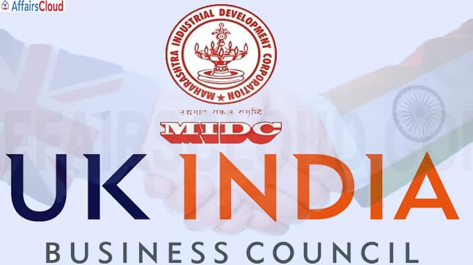 Maharashtra Government And UK India Business Council