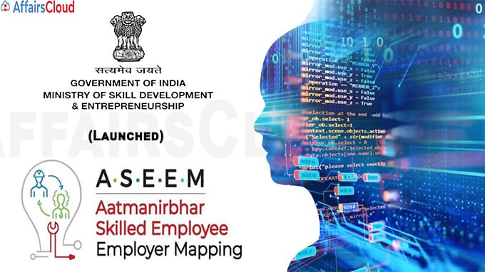 Ministry of Skill Development and Entrepreneurship launches AI-based
