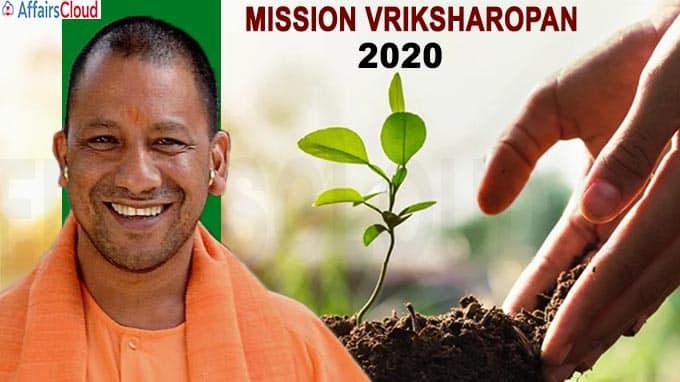 Mission Vriksharopan 2020 drive inaugurated