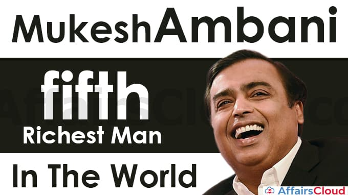 Mukesh-Ambani-now-is-the-fifth-richest-man-in-the-world