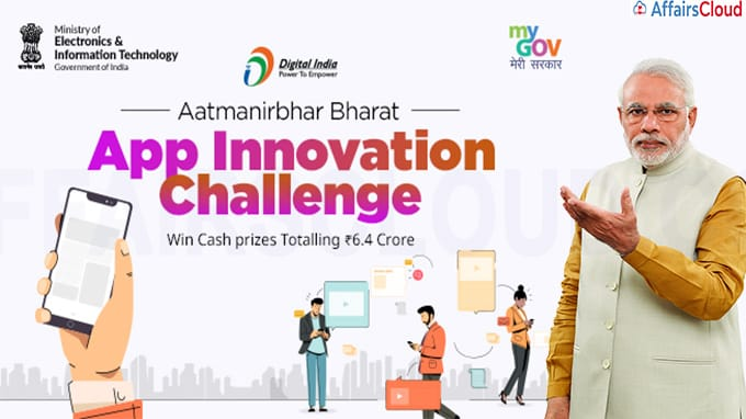 PM Modi launches Aatmanirbhar Bharat App Innovation Challenge