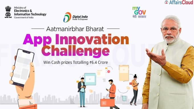 PM Modi launches Aatmanirbhar Bharat App Innovation Challenge