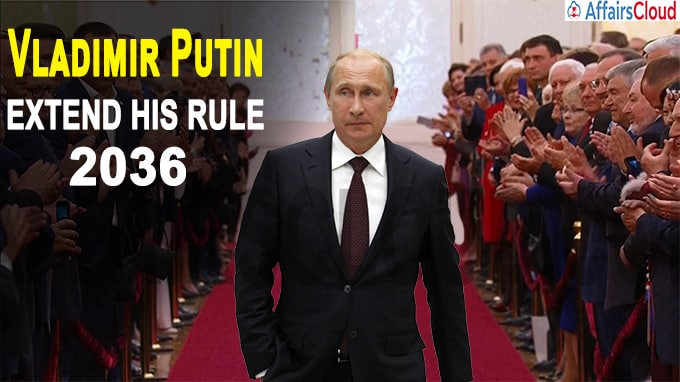 Putin right to extend his rule