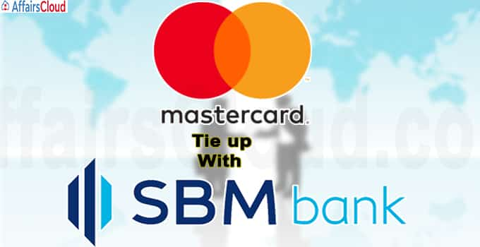 SBM Bank India, Mastercard to speed up cross border transactions