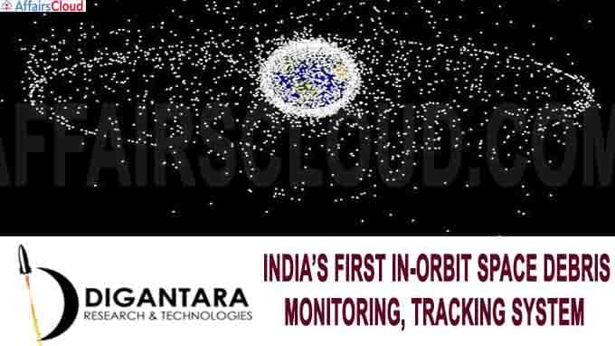 Space startup Digantar develops India's