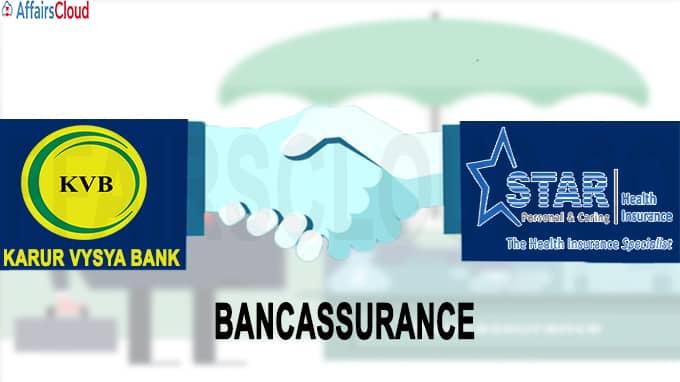 Star Health and Karur Vysya Bank join hands