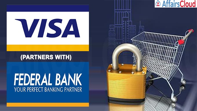 Visa partners with Federal Bank for rolling out Visa Secure for e-commerce
