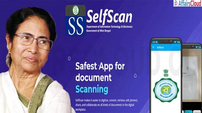 West Bengal CM launches document scanning app new