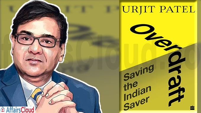 former rbi governor overdraft saving the indian saver