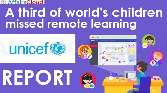 A-third-of-world's-children-missed-remote-learning-UNICEF-report