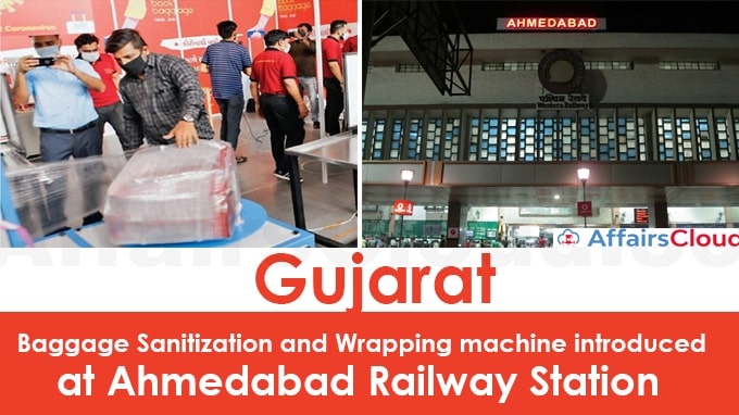Baggage-Sanitization-and-Wrapping-machine-introduced-at-Ahmedabad-Railway-Station