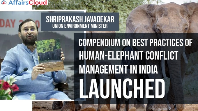 Compendium-on-Best-practices-of-Human-Elephant-Conflict-Management-in-India-launched