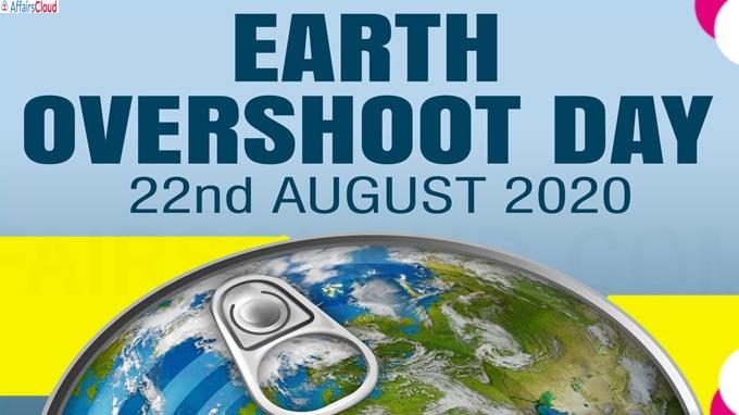 Earth Overshoot D