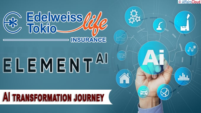 Edelweiss Tokio Life partners with Element AI for AI transformat