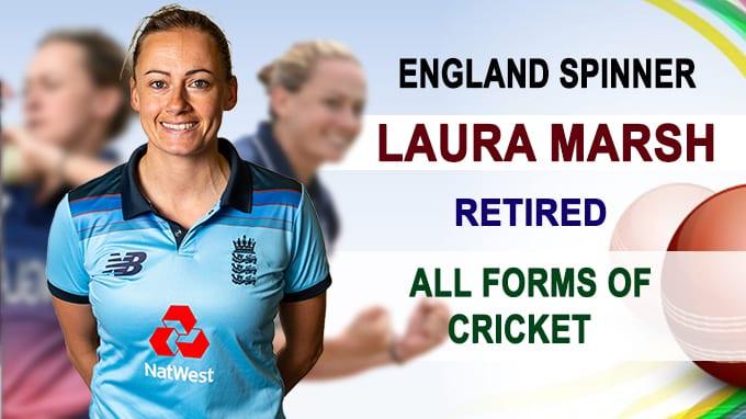England Spinner Laura Marsh Announces Retirement