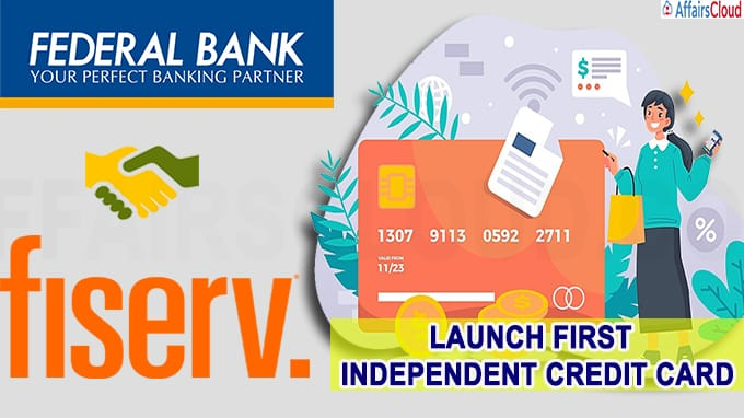 Federal Bank ties-up with Fiserv