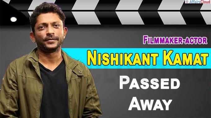Filmmaker-actor Nishikant Kamat dies at 50
