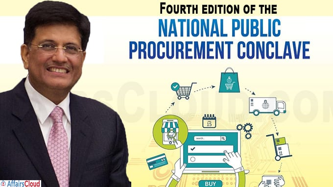 Fourth edition of the National Public Procurement Conclave