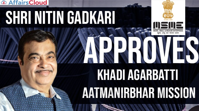 Gadkari-approves-scheme-to-make-India-self-reliant-in-agarbatti-production